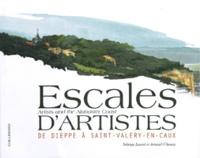 Accentsonline.fr Escales d'artistes : Artist and the Alabaster Coast - De Dieppe à Saint-Valéry-en-Caux Image