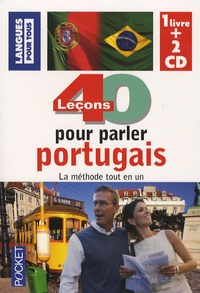 40 leçons pour parler portugais - La méthode tout en un.pdf