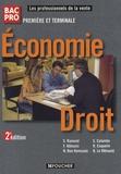 Solange Ramond et F Abbouss - Economie Droit 1e et Tle Bac Pro.