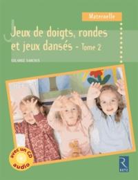 Jeux de doigts, rondes et jeux dansés - Volume 2.pdf