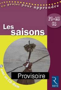 Solange Sanchis et Lysia Ménard - Les saisons. 1 Cédérom