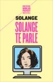 Solange - Solange te parle.