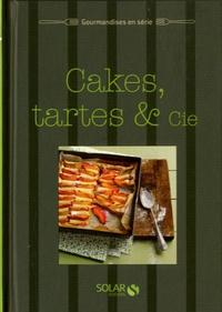 Solar - Cakes, tartes & cie salés.