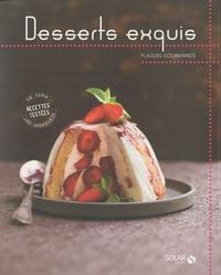Solar - Desserts exquis.