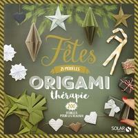 Solar - Fêtes Origami thérapie - 200 feuilles pour les réaliser.