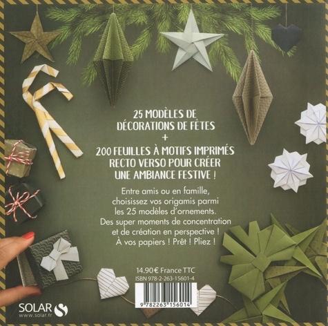 Fêtes. 200 feuilles pour les réaliser