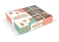 Solar - Je veux des biscuits toute l'année !! - Coffret emporte-pièce.