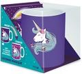 Solar - Licorne magique, soupes et boissons chaudes - Coffret avec un mug magique et un livre de 50 recettes.