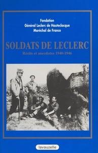 Jeanne Galley - Soldats de Leclerc.