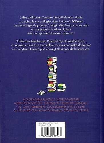 Avez-vous lu les classiques de la littérature ? Tome 3