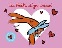 """Soledad Bravi et Benoît Marchon - La boîte à """"je t'aime""""."""