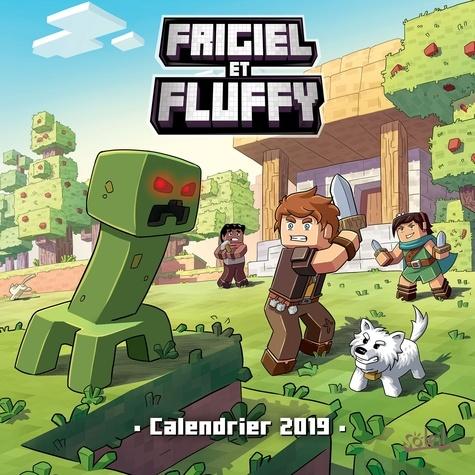 Frigiel Et Fluffy Calendrier Grand Format