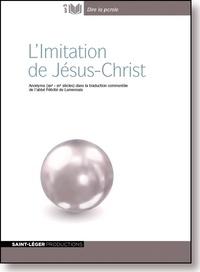 Jean-François Jouatte - L'Imitation de Jésus-Christ. 1 CD audio MP3