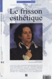 Esther Flon - Le frisson esthétique N° 13, printemps/été : Au-delà de l'eau....