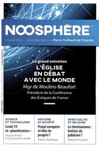 Saint-Léger - Noosphère N° 10, juillet 2020 : L'Eglise en débat avec le monde.