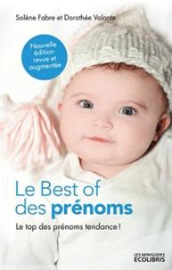 Solène Fabre et Dorothée Valante - Le Best of des prénoms - Le top des prénoms tendance !.