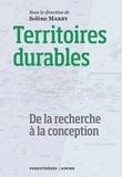 Solène Marry - Territoires durables - De la recherche à la conception.