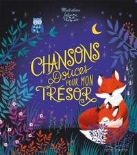 Solenne et  Thomas - Chansons douces pour mon trésor. 1 CD audio MP3