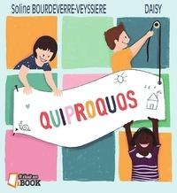Soline Bourdeverre-Veyssiere - Quiproquos.