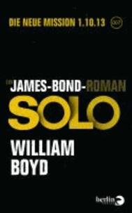 Solo - Ein James-Bond-Roman.