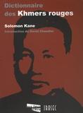 Solomon Kane - Dictionnaire des Khmers rouges.