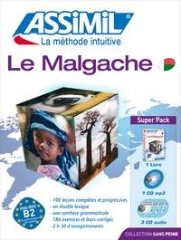 Solotiana Nirhy-Lanto Ramamonjisoa et Narivelo Rajaonarimanana - Le malgache. 4 CD audio