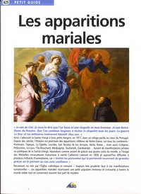 Checkpointfrance.fr Les apparitions mariales Image
