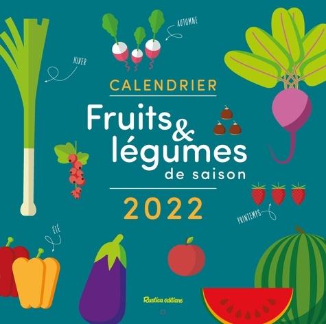 Solveig Darrigo-Dartinet - Calendrier Fruits & légumes de saison.