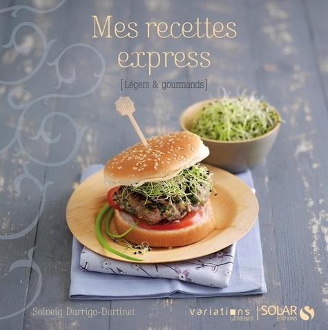 VARIAT LEGERES  Mes recettes express - Variations légères