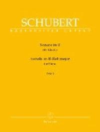 Sonate in B für Klavier D 960.