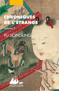 Songling Pu - Chroniques de l'étrange Tome 2 : .
