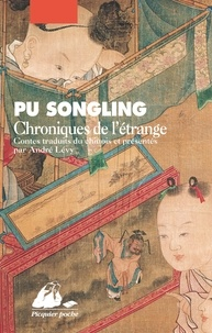 Songling Pu - Chroniques de l'étrange.