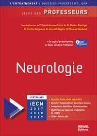 Sonia Alamowitch et Nicolas Danziger - Neurologie - Livre des professeurs.