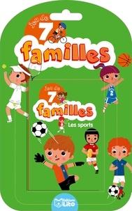 Sonia Baretti - Les sports - Jeu de 7 familles.