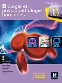 Sonia Capra et Olivier D'Andria - Biologie et physiopathologie humaines 1e ST2S - nouveau programme.