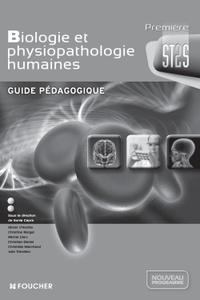 Sonia Capra - Biologie et physiopathologie humaines 1e ST2S - Guide pédagogique.