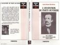 Sonia Dayan-Herzbrun - L'invention du parti ouvrier : aux origines de la social-démocratie 1848-1864.