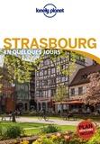 Sonia de Araujo et Julia Mangold - Strasbourg en quelques jours. 1 Plan détachable