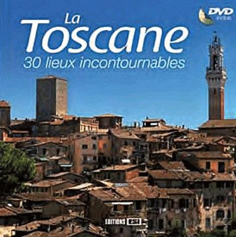 Sonia de Sousa - Toscane - 30 lieux incontournables. 1 DVD