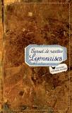 Sonia Ezgulian et Elisabeth Boutte - Carnet de recettes lyonnaises.