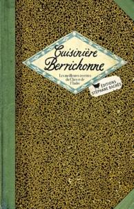 Sonia Ezgulian - Cuisinière Berrichonne.