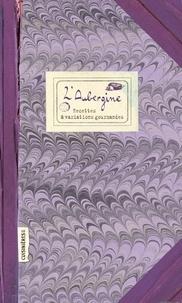 Sonia Ezgulian - L'aubergine - Recettes et variations gourmandes.