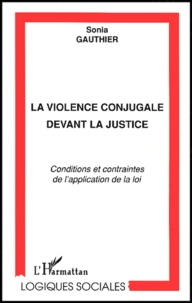 Icar2018.it La violence conjugale devant la justice. Conditions et contraintes de l'application de la loi Image