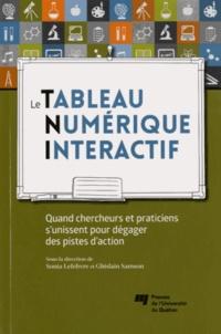 Le tableau numérique interactif - Quand chercheurs et praticiens sunissent pour dégager des pistes daction.pdf