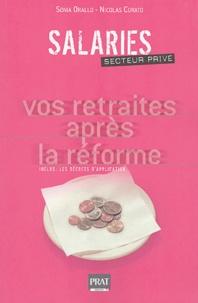 Sonia Orallo et Nicolas Corato - Salariés - Vos retraites après la réforme.