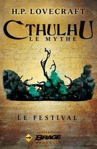 Sonia QUENEMER et H.P. Lovecraft - Le Festival.
