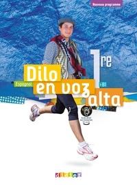 Sonia Ramirez et Elodie Beauvais - Espagnol 1re B1 Dilo en voz alta.