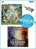 Emile Zola - Coffret ZOLA  2 livres audio sur carte USB : L'oeuvre et la vérité en marche. 1 Clé Usb