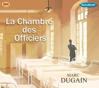 Marc Dugain - La chambre des officiers. 1 CD audio MP3