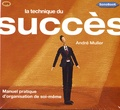 André Muller - La technique du succès. 1 CD audio MP3